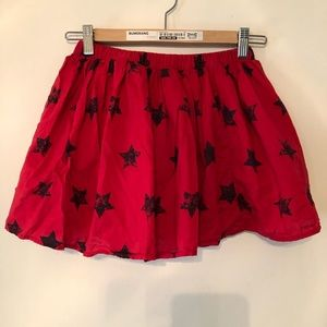 GAP Bottoms - 🐳 The Gap Kids Star Skirt